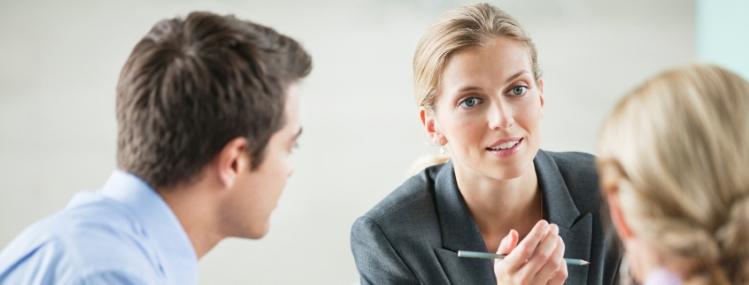 Gesprächsführung + Kommunikation